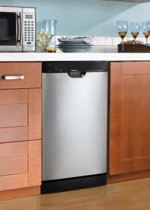 Danby DDW1899BLS Built-In Stainless Steel Dishwasher