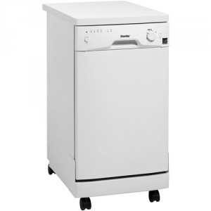 Danby DDW1899WP 8 Place Setting Portable Dishwasher
