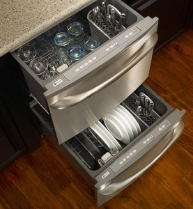 Double Drawer Dishwashers
