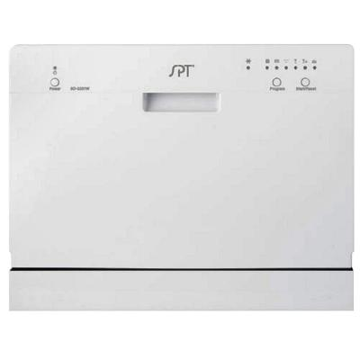 ... SPT Countertop Dishwasher Review ...