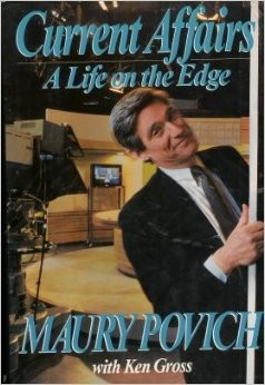 "Although, ""A Current Affair"" grew in popularity and achieved nationwide success in syndication, Povich left the show after his contract expired in 1990"