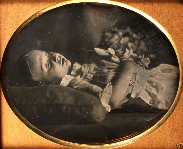 Daguerreotypes – We will always remember.