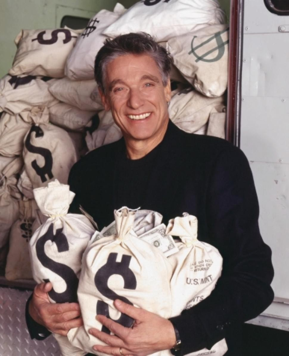 In 2000, Povich hosted the classic game show, Twenty One, however, the show did not last very long