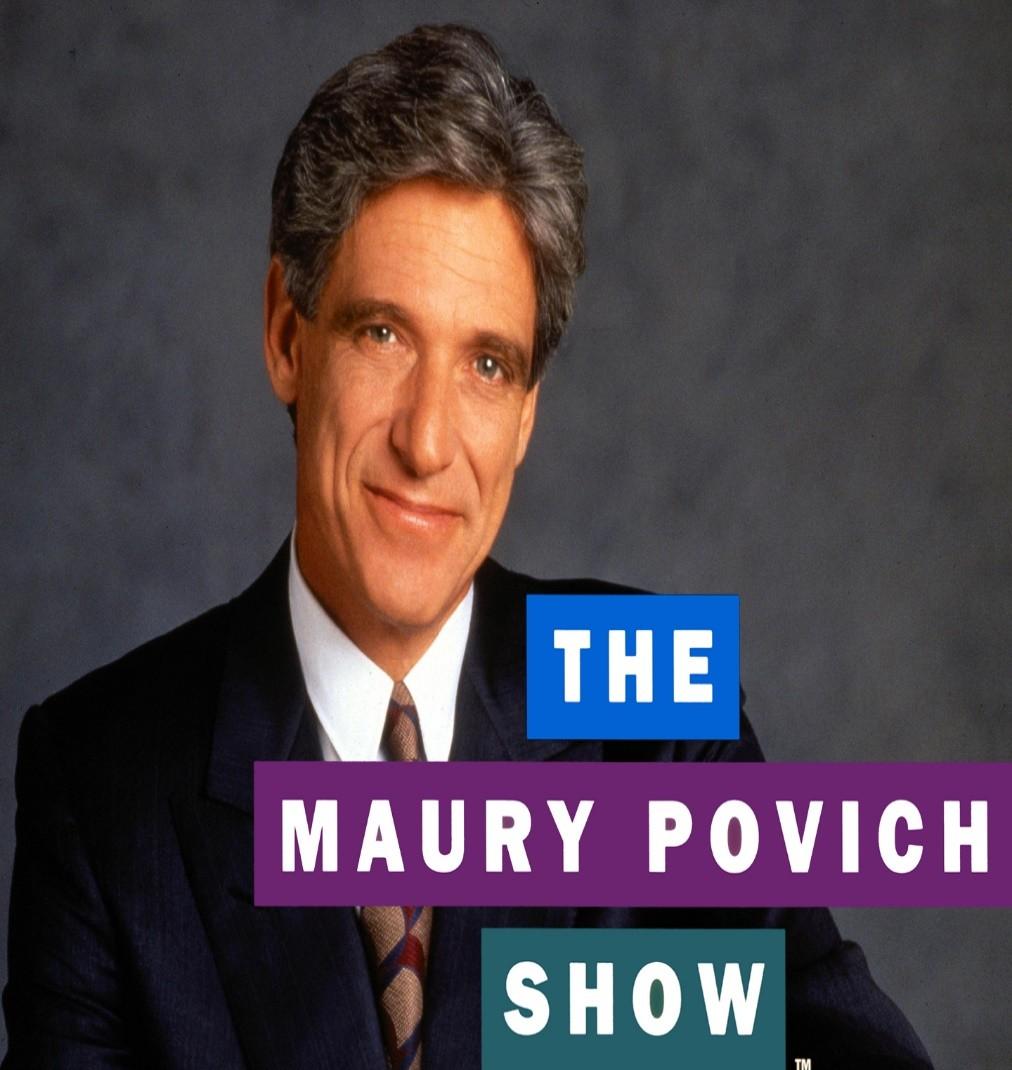 "Maurice Richard ""Maury"" Povich"